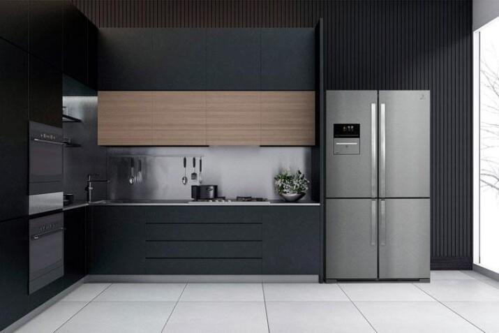 Бренд бытовой техники Jacky's представил первый в России холодильник со встроенным вакууматором